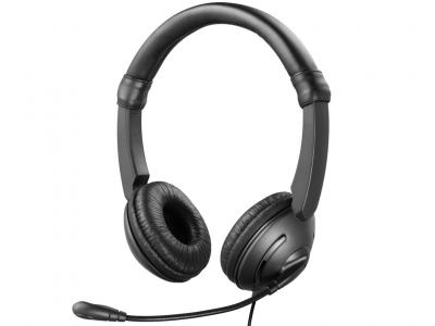 Sandberg MiniJack Headset Saver Black