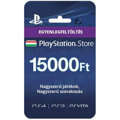 Sony PlayStation Live Card (PS4) 15000Ft