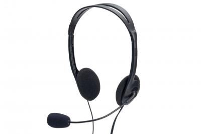 Ednet Stereo PC Headset with volume control