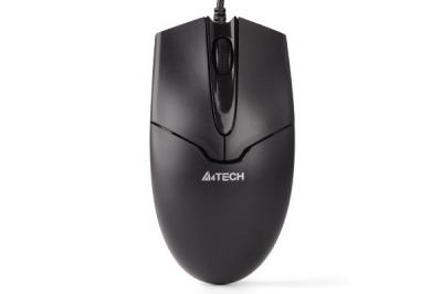 A4-Tech V-Track OP-550NU wired mouse Black