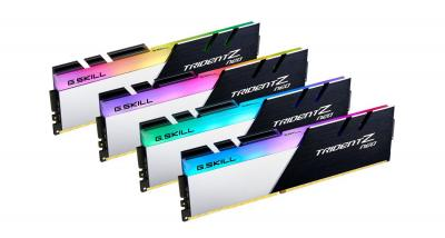 G.SKILL 64GB DDR4 3600MHz Kit(4x16GB) TridentZ Neo (for AMD)
