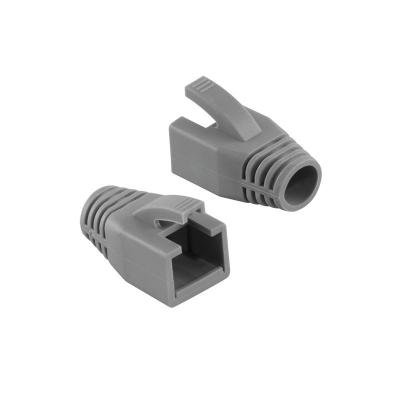 Logilink Strain Relief Boot 8mm for Cat.6 RJ45 plugs