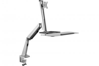 Digitus Ergonomic Sit-Stand Workstation for Deskmount