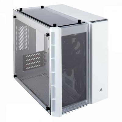 Corsair Crystal Series 280X Tempered Glass White