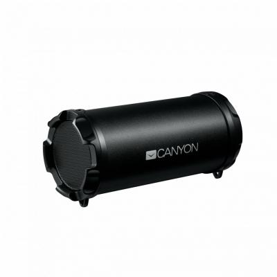 Canyon CNE-CBTSP6 Outdoor wireless speaker with powerful sound Black