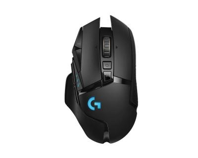 Logitech G502 LightSpeed Hero Gaming Mouse Black
