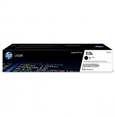 HP 117A Black toner