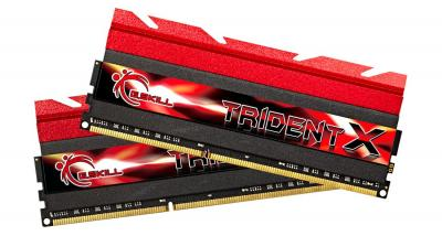 G.SKILL 16GB DDR3 2400MHz Kit(2x8GB) TridentX