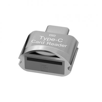 TERRATEC Connect C300 Type-C CardReader Silver