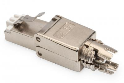 Digitus CAT 6A FTP tool-less connector, AWG 22-27,