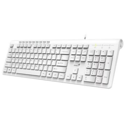 Genius SlimStar 230 keyboard White HU