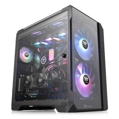 Thermaltake View 51 Tempered Glass ARGB Edition Black