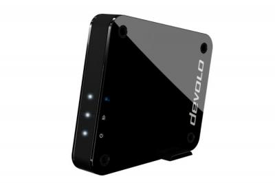 devolo GigaGate Expansion Access Point Black
