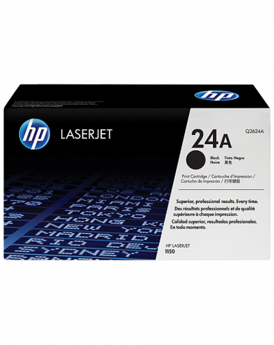 HP Q2624A (24A) Black toner