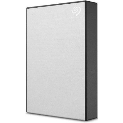 """Seagate 2TB 2,5"""" USB3.0 One Touch HDD Silver"""