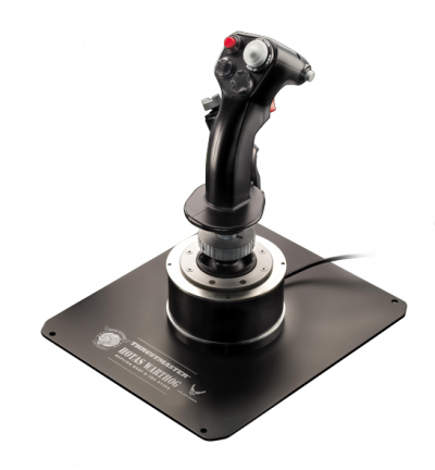 Thrustmaster Hotas Warthog Flight USB Joystick Black