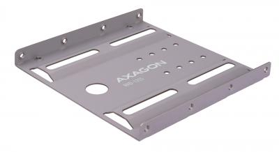 "AXAGON RHD-125S 2.5"" SSD/HDD Bracket into 3.5"" bay Silver"