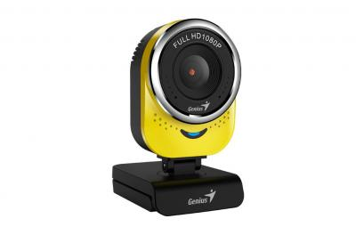 Genius qCam 6000 Webkamera Yellow