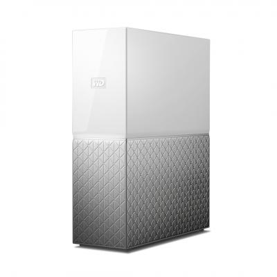 "Western Digital 6TB 3,5"" USB3.0 My Cloud Home White/Grey"