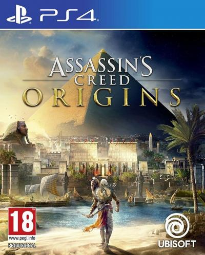 Ubisoft Assassin´s Creed Origins (PS4)