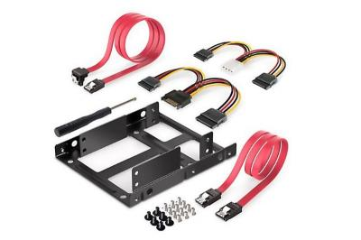 "Digitus Dual 2,5"" HDD/SSD Internal Mounting Kit incl. cable set"