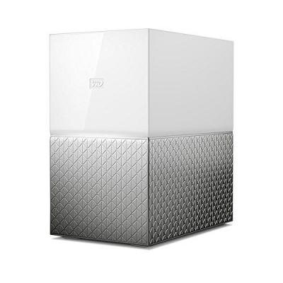 "Western Digital 6TB 3,5"" USB3.0 My Cloud Home Duo White/Grey"