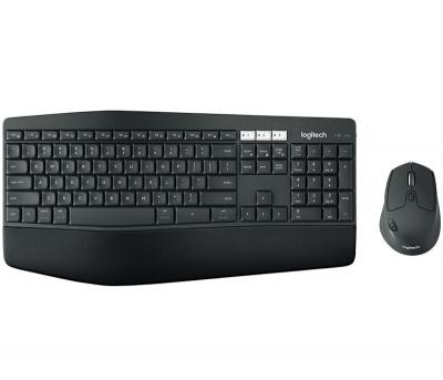 Logitech MK850 Performance wireless keyboard + mouse Black US