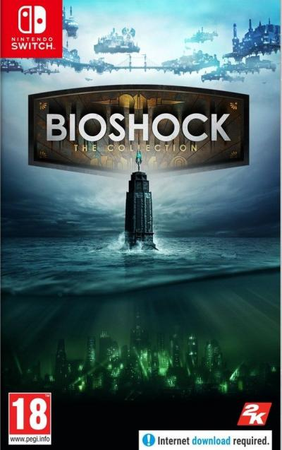 2K Games Bioshock: The Collection (NSW)