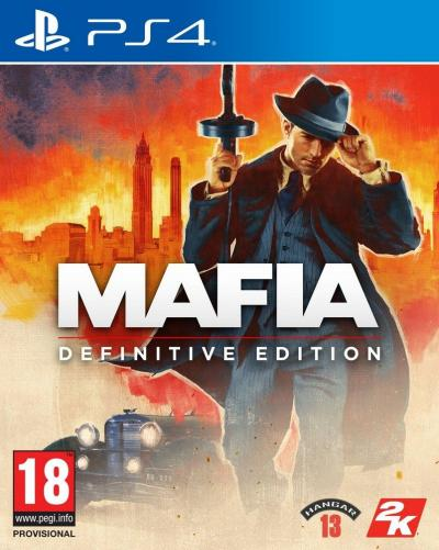 2K Games Mafia: Definitive Edition (PS4)