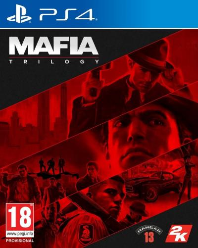 2K Games Mafia: Trilogy (PS4)