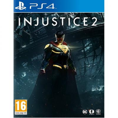 Warner Bros Injustice 2 HITS (PS4)