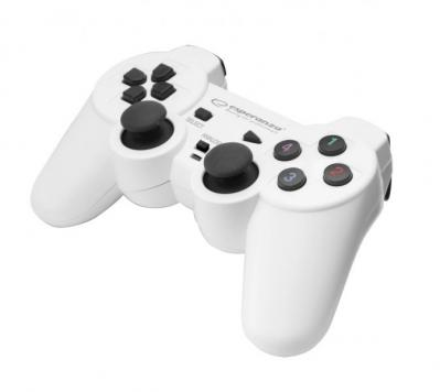 Esperanza Warrior USB Gamepad White