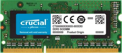 Crucial 4GB DDR3L 1333MHz SODIMM For MAC