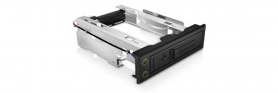 "Raidsonic IcyBox IB-166SSK Trayless Mobile Rack for 3.5"" SATA/SAS HDD"
