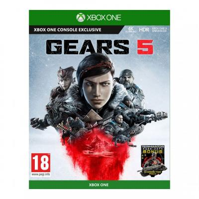 Microsoft Xbox One Gears of War 5