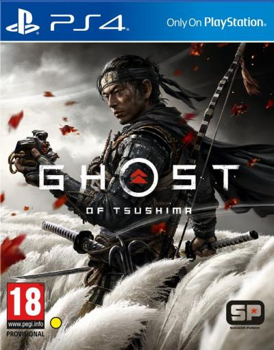 Sucker Punch Productions Ghost of Tsushima (PS4)