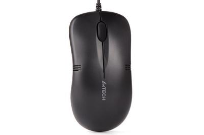 A4-Tech OP-560NU Wired Mouse Black