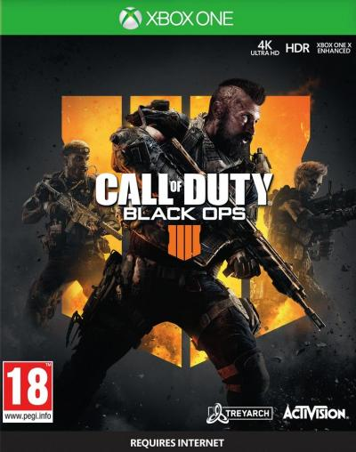 Activision Call of Duty Black Ops 4 (XBO)