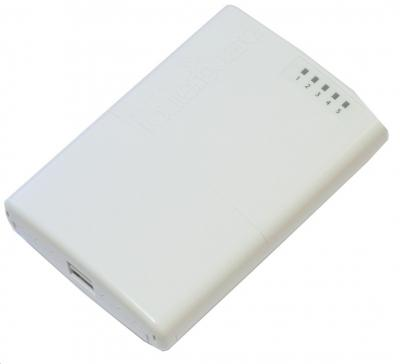 Mikrotik RouterBoard PowerBox RB750P-PBr2