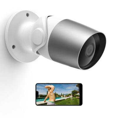 Laxihub O1 Outdoor Weather-Proof Wi-Fi Bullet Camera