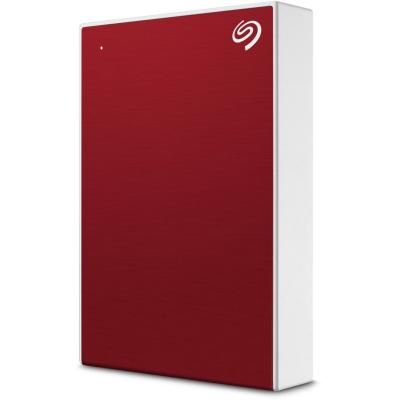 """Seagate 4TB 3,5"""" USB3.0 One Touch HDD Red"""